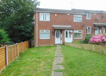 Thumbnail 2 bedroom semi-detached house to rent in Mickleborough Avenue, Nottingham