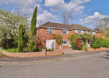 Thumbnail 5 bedroom detached house for sale in Wharf Close, Abingdon-On-Thames