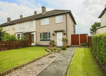 Thumbnail 3 bed semi-detached house for sale in Queens Road West, Church, Lancashire