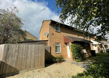Thumbnail 2 bed end terrace house for sale in Argyle Street, Gorse Hill, Swindon