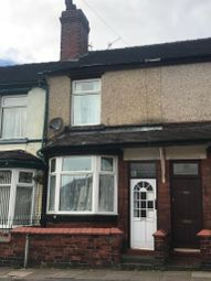 3 bed terraced house for sale in London Road, Penkhull, Stoke-On-Trent ST4