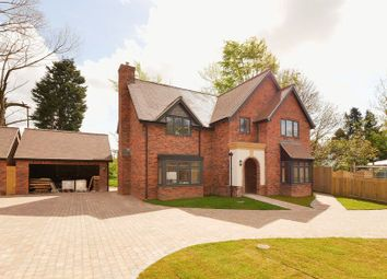 Thumbnail 4 bed detached house for sale in Oak House, Woodlands Walk, Ironbridge