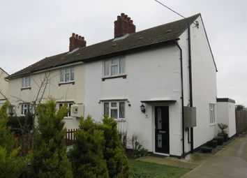 Thumbnail 3 bed end terrace house for sale in Braintree Road, Shalford, Braintree