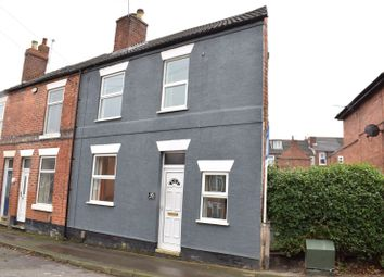 Thumbnail 3 bed end terrace house for sale in Chapel Street, Ilkeston, Derbyshire