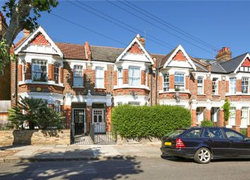 Thumbnail 3 bed terraced house for sale in Crediton Road, London
