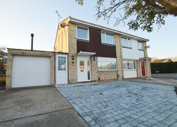 Thumbnail 3 bed semi-detached house for sale in Guildford Road, Colchester