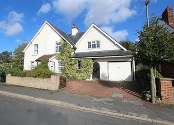 Thumbnail 4 bedroom semi-detached house for sale in Sanway Close, Byfleet, West Byfleet