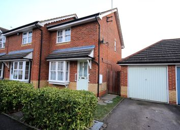 Thumbnail 2 bed end terrace house for sale in Cresswell Gardens, Luton