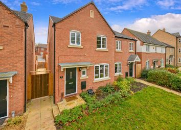 Thumbnail 3 bed semi-detached house for sale in Great Meadow Terrace, Woodside