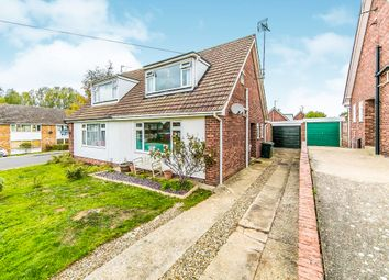 Thumbnail 3 bed semi-detached house for sale in Buxton Road, Coggeshall, Colchester
