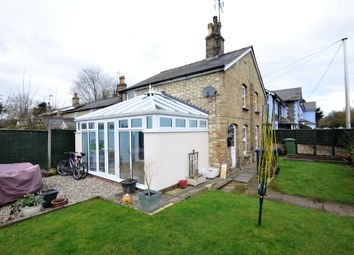 Thumbnail 3 bed end terrace house to rent in Station Road, Odsey, Baldock