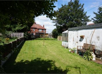 Thumbnail 2 bed end terrace house for sale in Willow Park, Pontefract