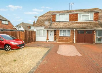 Thumbnail 3 bed semi-detached house for sale in Juniper Close, Coleview, Wiltshire