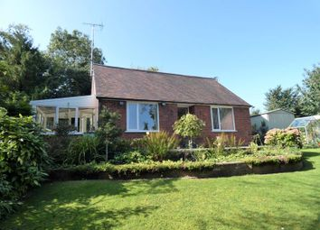Thumbnail 2 bed detached bungalow for sale in Firs Lane, Bromyard