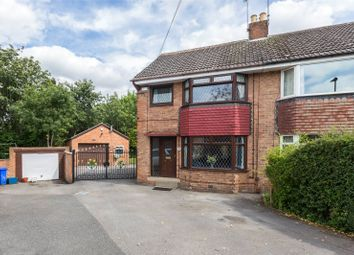 Thumbnail 3 bedroom semi-detached house for sale in Quarry Vale Grove, Sheffield, South Yorkshire