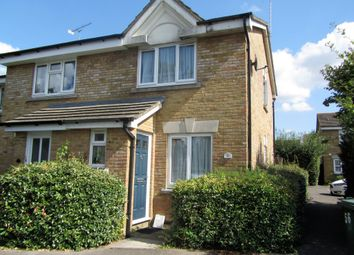 Thumbnail 2 bed end terrace house to rent in Barons Mead, Southampton
