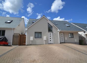 Thumbnail 3 bed semi-detached house for sale in Trenwith Bridge, Nanjivey, St. Ives