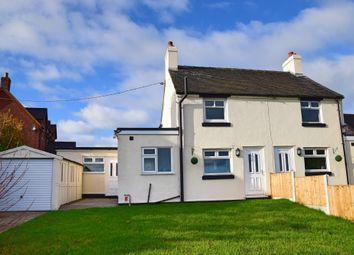 Thumbnail 2 bed cottage for sale in Blakeley Lane, Dilhorne, Stoke-On-Trent