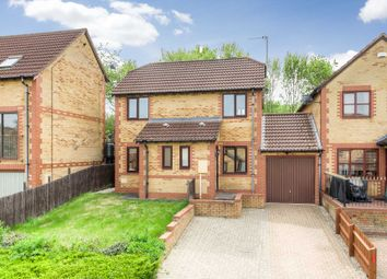 Thumbnail 3 bedroom link-detached house for sale in Fosters Lane, Bradwell, Milton Keynes