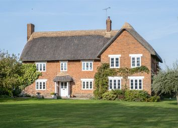 North Newnton, Pewsey SN9. 4 bed detached house for sale
