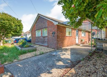 Thumbnail 2 bed detached bungalow for sale in Harlyn Road, Southampton