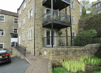 Thumbnail 2 bed flat to rent in Underbank Old Road, Holmfirth, Holmfirth