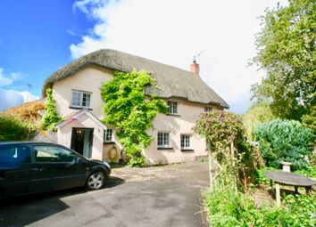 Thumbnail 1 bed cottage to rent in Raddon, Nr Thorverton, Exeter
