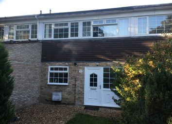 Thumbnail 3 bed terraced house for sale in Bedford Road, Letchworth Garden City, Herts
