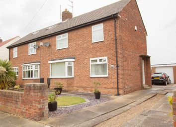 Thumbnail 3 bed semi-detached house for sale in West View Road, Hartlepool