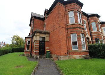 Thumbnail 1 bed flat to rent in Garstang Road, Preston