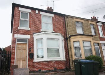 Thumbnail 2 bedroom terraced house to rent in Crosbie Road, Coventry