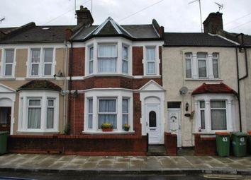 Thumbnail 3 bed terraced house for sale in Leonard Street, London