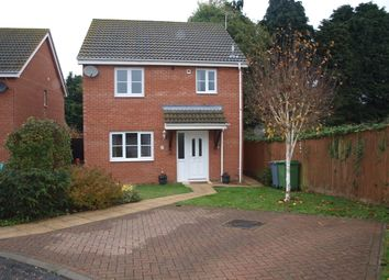 Thumbnail 3 bedroom detached house to rent in Douglas Road, Spixworth