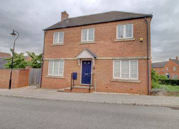 Thumbnail 4 bed end terrace house for sale in Rye Close, Littleport, Ely