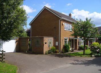 Thumbnail 4 bed detached house for sale in Farthing Lane, Curdworth, Sutton Coldfield