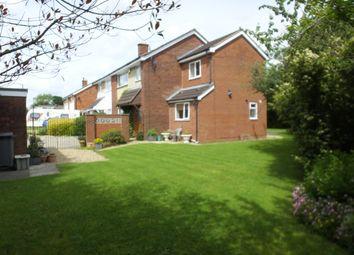 Thumbnail 4 bed semi-detached house for sale in Ferndale Close, Worden Park Estate, Leyland