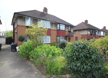 Thumbnail 3 bed semi-detached house to rent in Morley Crescent, Edgware, Middlesex