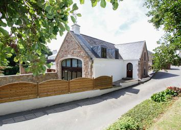 Thumbnail 4 bed semi-detached house for sale in La Rue De La Prairie, St. Mary, Jersey