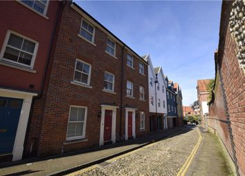 Thumbnail 4 bed terraced house for sale in Pigg Lane, Norwich