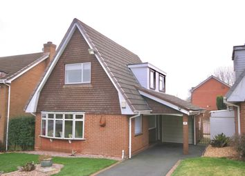 Thumbnail 3 bed detached house for sale in Stirling Drive, Sutton Hill, Telford