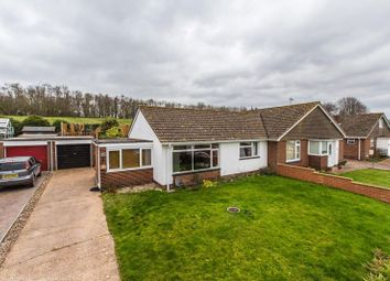 Thumbnail 2 bed semi-detached bungalow for sale in Long Meadows, Crediton