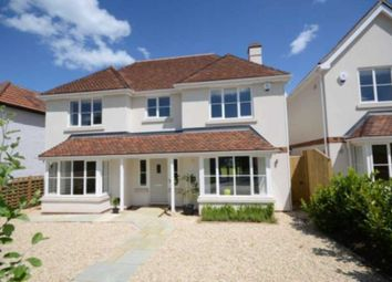 Thumbnail 5 bed detached house to rent in Belle Vue Road, Henley-On-Thames