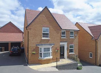 Thumbnail 4 bed detached house for sale in Harrison Road, Northampton