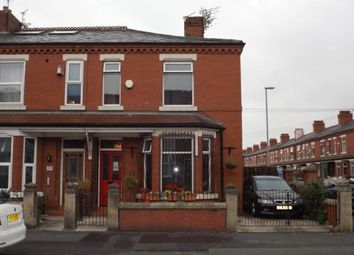 Thumbnail 4 bed end terrace house for sale in Great Western Street, Manchester, Greater Manchester, Uk