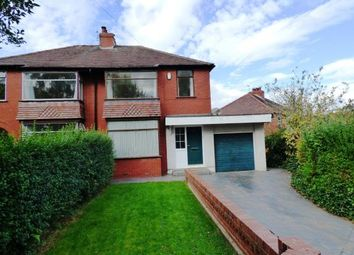 Thumbnail 3 bedroom semi-detached house for sale in Overdale Road, Newtown, Disley, Stockport