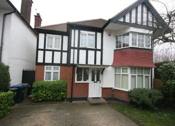 Thumbnail 5 bedroom detached house to rent in Wickliffe Gardens, Wembley, Greater London