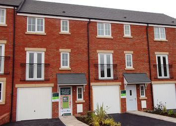 "Thumbnail 4 bed town house for sale in ""The Croft"" at St. Georges Quay, Lancaster"