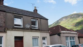 Thumbnail 1 bed flat for sale in Queen Street, Alva, Clackmannanshire