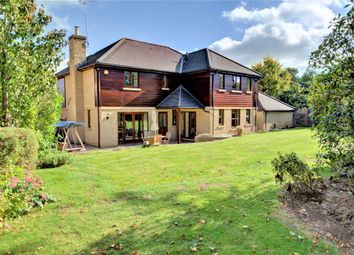 Thumbnail 5 bed detached house for sale in Claverton Drive, Claverton Down, Bath