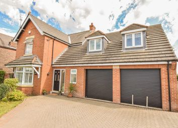 4 bed detached house for sale in Glen View, Bawtry Road, Austerfield, Doncaster DN10